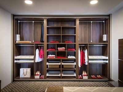 Designing A Built-in Wardrobe In SG: What To Look Out For